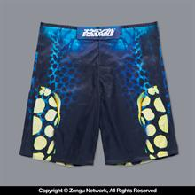 "Scramble ""Pacifica"" Fight Shorts"